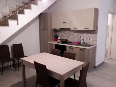 Photo for At 50 meters from the beach, independent access, air conditioning, terrace