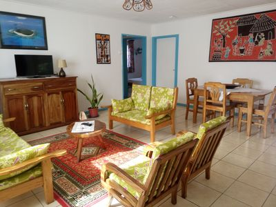 Photo for Villa Zegret near the beach, 2 to 6 people