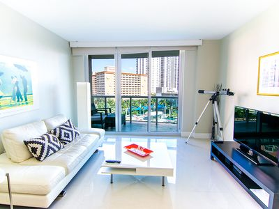 Photo for O. Reserve Premium | 1 Bed 1 Bath, Steps away from the Beach!