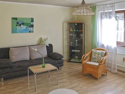 Photo for Tranquil Apartment in Elzach with Private Garden
