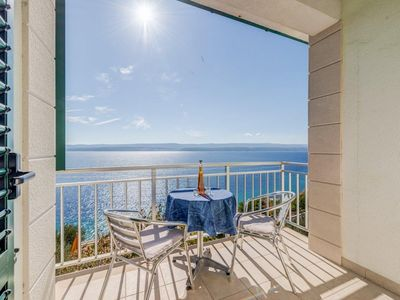 Photo for Gorgeous apartment close to the sea and the beach