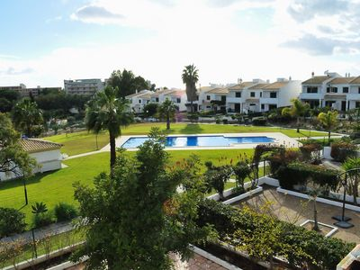 """Photo for Charming Villa """" Mar"""" Shared Pool, Beautiful Spacious Gardens, Peaceful, Private"""