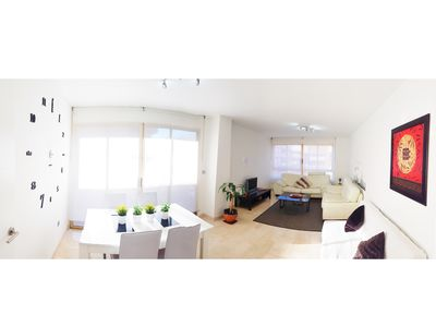 Photo for Fantastic apartment in the center of Alicante brand new - Close to the beach