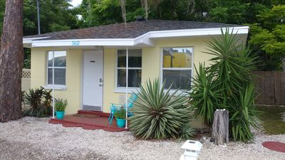 Photo for Charming 1/1 Cottage minutes to museums, baseball and beaches!