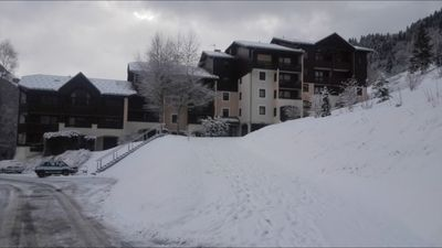 Photo for Apartment ski-in ski-out at 150m from Les PortesDuSoleil gondola