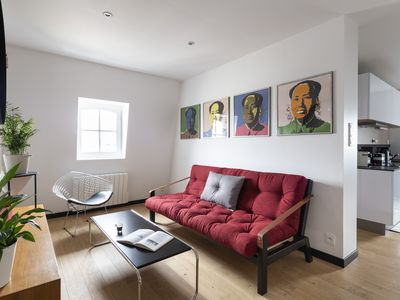 Photo for Le Din'Art - Two Bedroom Apartment, Sleeps 5