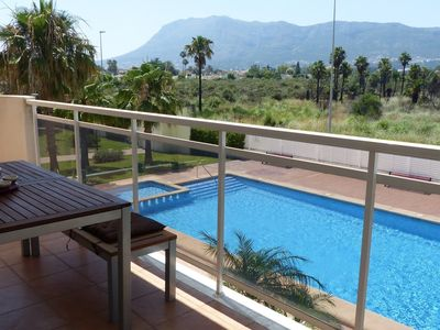 Photo for Apartment in Dénia with Pool, Air conditioning, Lift, Parking (693926)