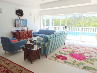 Photo for Waterfront - Private Pool - 2 kayaks - Gazebo - Snorkeling from your backyard!