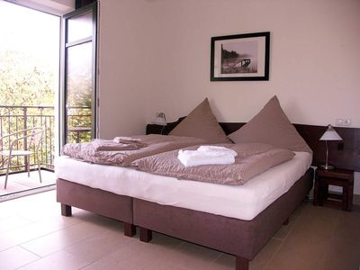 Photo for Double Room - Usedom Bike-Hotel & Suites *** 80 m to the Baltic Sea beach