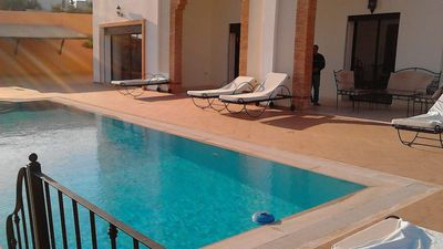 Photo for Peaceful 5 Bedrooms Villa with Swimming Pool Ref: T52026