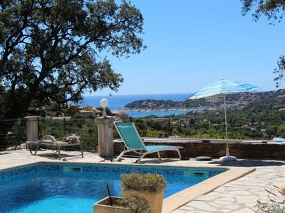 Photo for 4 bedroom Villa, sleeps 8 in Pardigon with Pool, Air Con and WiFi