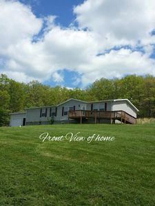 Photo for Wi-Fi- NEW ONE LEVEL FAMILY HOME @ SENECA ROCKS, WV