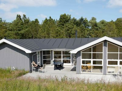 Photo for Modern Holiday Home in Jerup with Sauna