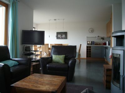 Photo for Apartment on the golf course - Ferienappartement Birdie directly on the golf course