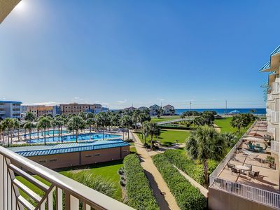 Photo for Amalfi Coast Resort B313 with Gulf Views ~ Free Golf!
