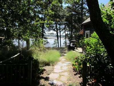 Photo for Beautiful Waterfront Cottage in Wellfleet, Cape Cod