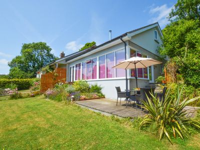 Photo for Stonecross sits in a pretty rural location yet is less than a mile from the popular seaside village