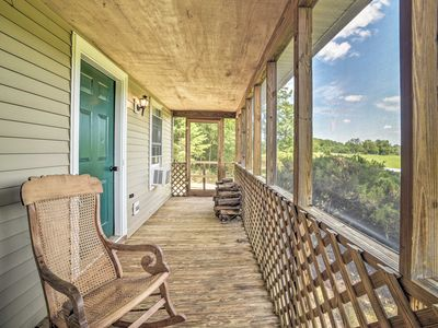 Photo for NEW-Rixeyville Cottage w/Deck & Overnight Stabling