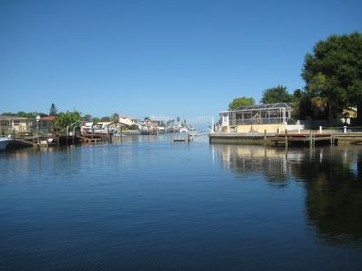 Photo for Luxury Southern Waterfront Home with excellent boat docks