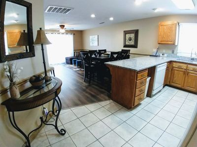 Photo for Pure Comfort - 3 bedroom/2 bath Las Palmas Condo