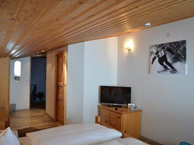 "Photo for Double Room ""Westblick"" - Room 9 - Haus-Garni Luggi Leitner"