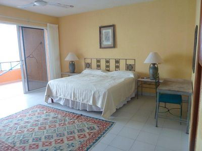 Photo for Cozumel Large Penthouse Condo in a Private,Relaxing Oceanfront Setting