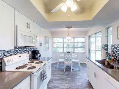 Photo for Recently renovated home in quiet neighborhood, quick drive to Siesta Key Beach!
