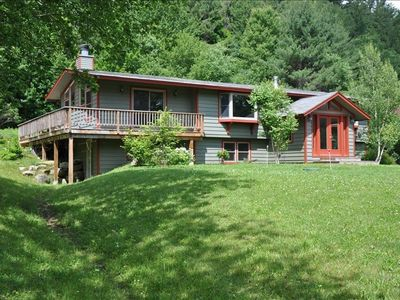 Photo for Spacious 5 Bedroom Okemo Home in Ludlow, minutes to the slopes.