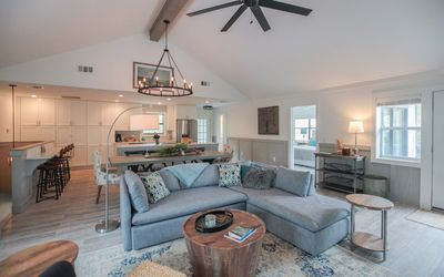 Photo for Family Forever - Grayton Beach Home, Private Pool, South of 30A, 5 Bikes!