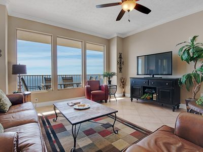 Photo for All Tiled 2 BR with awesome views and great reviews!
