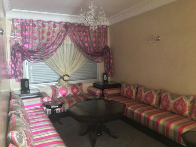 Photo for Charming Modern Apartment in Agadir Ref FON1069