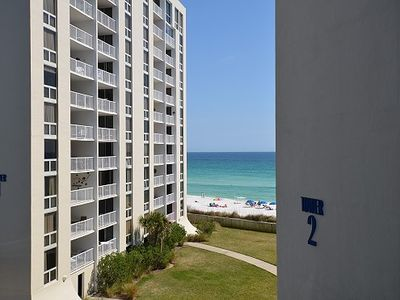 Photo for Shoreline Towers 2051 - 3 Bdrm/2 Bath Updated and Remodeled Beachfront Condo!