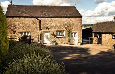 Photo for Beautifully converted former Dairy situated in the delightful rural countryside