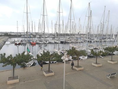Photo for T2 - Panoramic view harbor - calm - secure parking