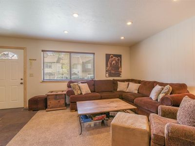 Photo for Remodeled Tahoe Mountain Condo/walk 2 beach