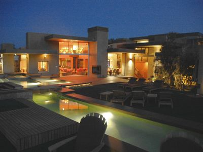 Photo for Family Friendly Modern Home With Resort Style Pool And Total Privacy
