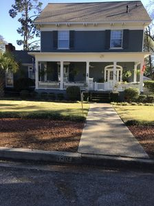 Photo for Beautiful Historic Augusta Home Masters! 1.5 miles from the course!
