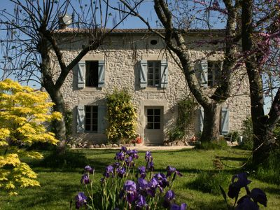 Photo for Welcome to our home, in the beautiful countryside of south west of France,