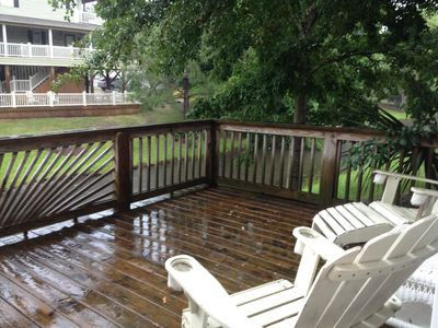 Photo for Spring Specials!Cute & Cozy Beach House W/ Large Rear Deck overlooking canal