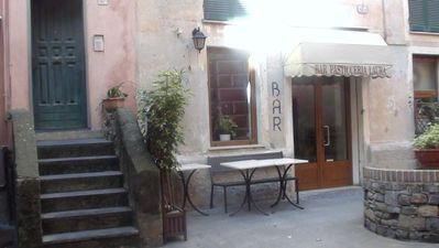 Photo for Comfortable apartment in the heart of the historic center of Monterosso al Mare