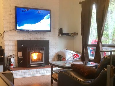 Photo for Worry Free luxury IKON Chalet in Tremblant Under 99 a night!