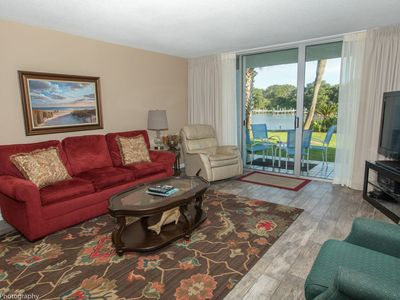 Photo for Dolphin Point 103B - Harbor View 2 BR on ground floor - Great Rates