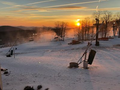 Photo for Ski In/ski Out, 2 Bedroom Condo at Wintergreen Resort