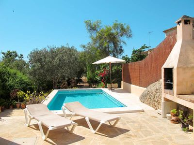 Photo for Vacation home Sa Rossa  in Llombards, Majorca / Mallorca - 4 persons, 2 bedrooms