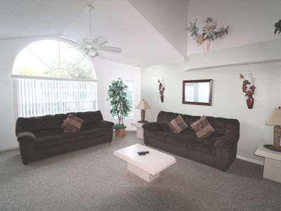 Photo for COZY 3 BEDROOM VACATION VILLA NEAR DISNEY !!