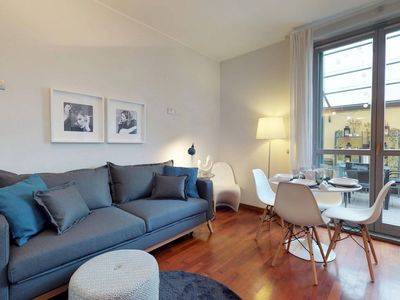 Photo for Design apartment 600m from the Duomo