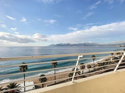 Photo for 240L CAUL - Situation et vue exceptionnelles - Apartment for 5 people in Cannes