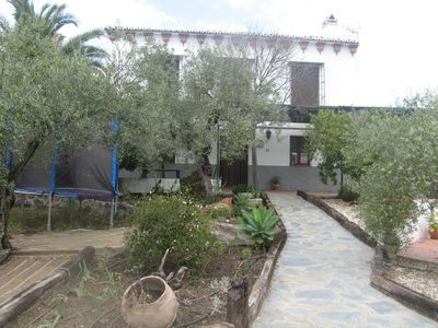 Photo for Rural tourism housing just 10 minutes from Caminito del Rey (South access)