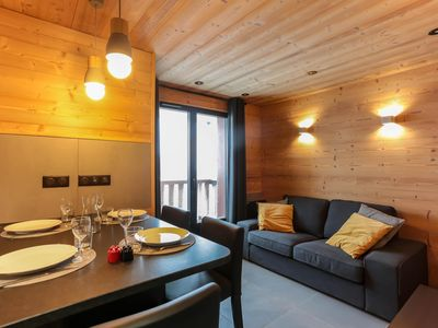 Photo for New - Ski IN / Ski Out - Terrace - charm 4 people