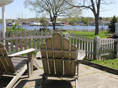 Photo for Downtown Historic Gem W/ Water Views Of Mystic Seaport & Lighthouse